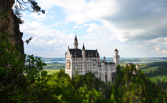 Top 10 places to visit in Germany: Schloss Neuschwanstein