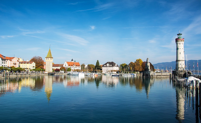Top places in Germany: Lake Constance