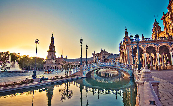 Top 10 places to visit in Spain: Seville