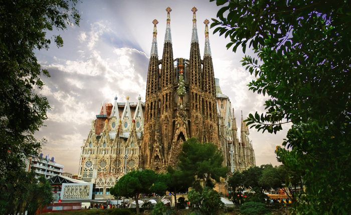 Top 10 places to visit in Spain: Barcelona