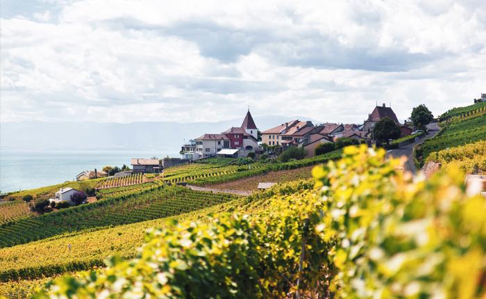 Top 10 places to visit in Switzerland: Lake Geneva