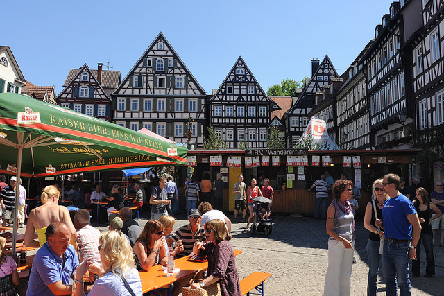 Best German tourist attractions: Schorndorf