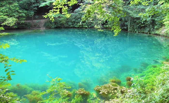 10 ways to get off-the-beaten path in Germany: Blautopf