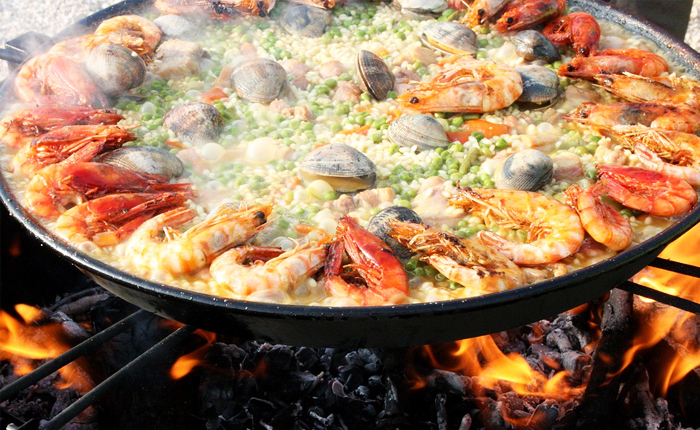 Top 10 Spanish foods – with recipes: Paella
