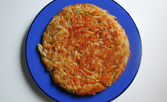 Top 10 Swiss foods – with recipes: Rosti
