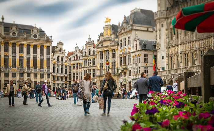 Where to stay in Brussels: Brussels centre