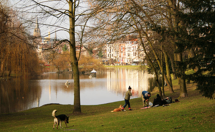 Where to live in Brussels: Ixelles