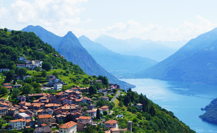 Top 10 places to visit in Switzerland: Lugano