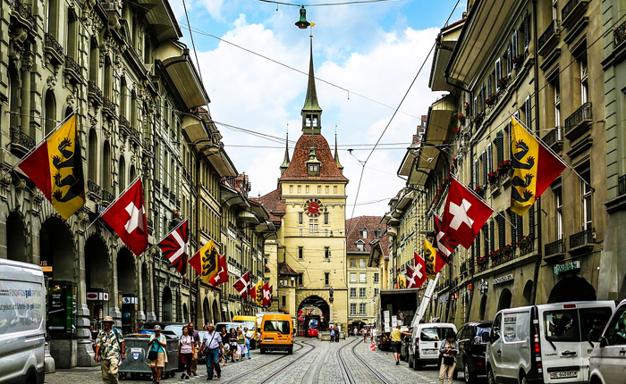 Top 10 places to visit in Switzerland: Bern