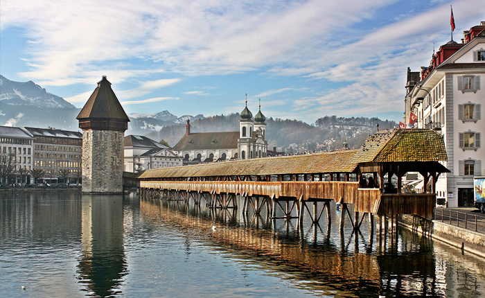 Top 10 places to visit in Switzerland: Lucerne