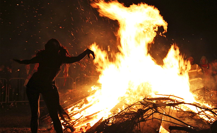 The truth about Halloween you didn't know: Beltane fire festival