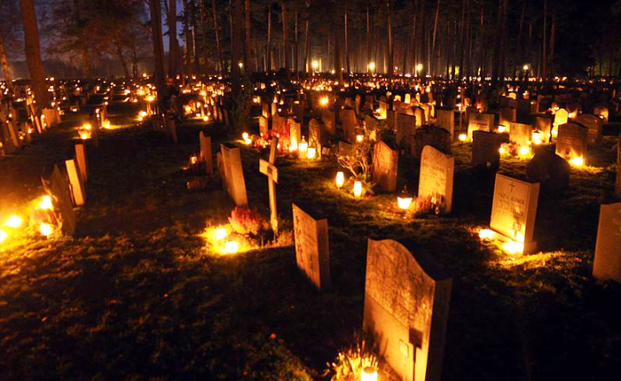 The truth about Halloween you didn't know: All Saints Day in Europe