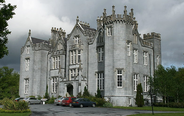 Best castle hotels: Kinnity Castle