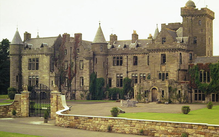 Best castle hotels: Glenapp Castle