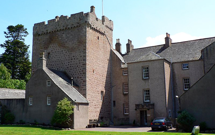 Best castle hotels: Kilravock Castle