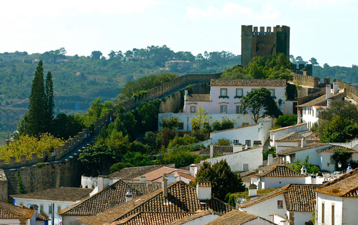 Castles to stay in: Castelo de Obidos