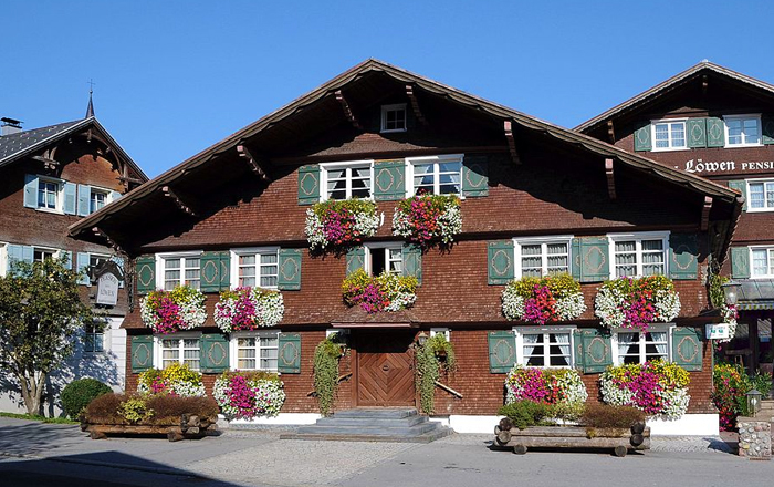 Small towns in Germany – small villages in Germany