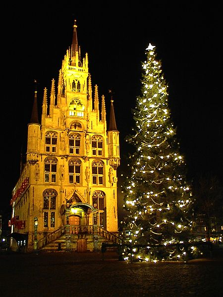 Winter in Holland: Gouda by Candlelight event