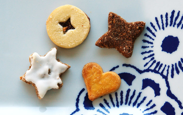 Christmas traditions in Switzerland: Swiss Christmas cookies