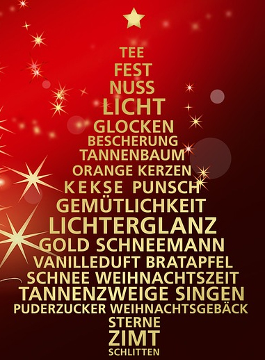 Christmas traditions in Switzerland: Swiss German Christmas dictionary