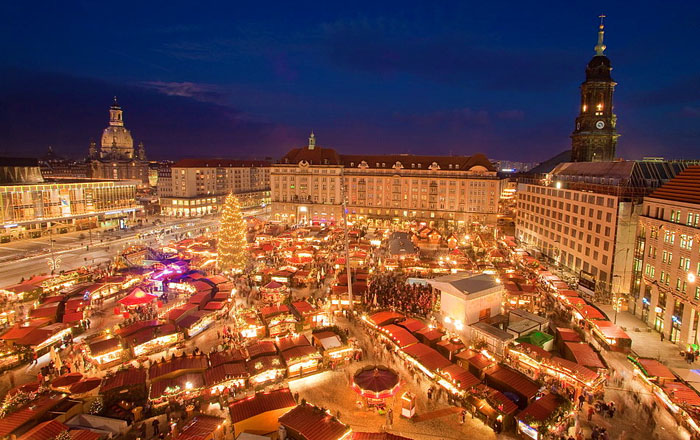Best European Christmas markets: Dresden christmas market