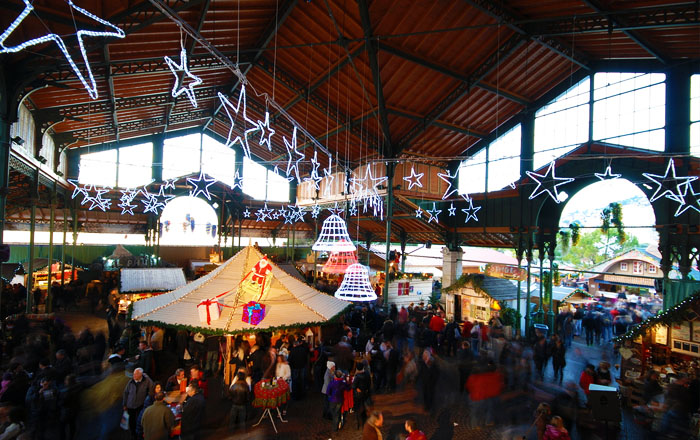 Best European Christmas markets: Montreux christmas market