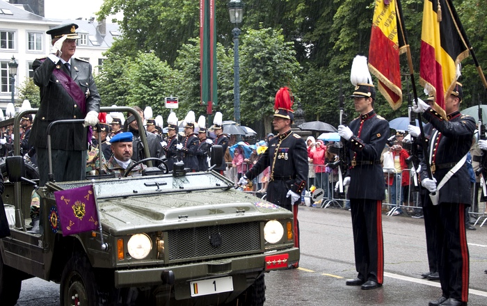 Belgium's national holidays and other important Belgian