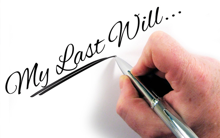 Last will and testament South Africa – Wills Act South Africa