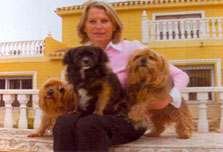 Animals abroad in Spain