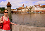 Jessica Cartwright on living in Zurich