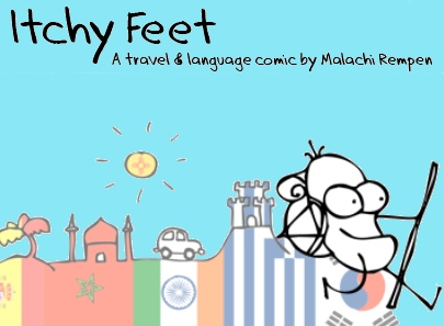 Itchy Feet: Living the French lifestyle
