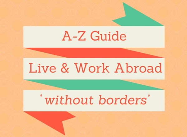 A to Z guide of the world's groups 'without borders'