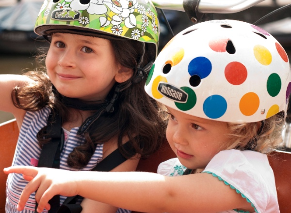 Bicycle helmets: A very 'unDutch' precaution