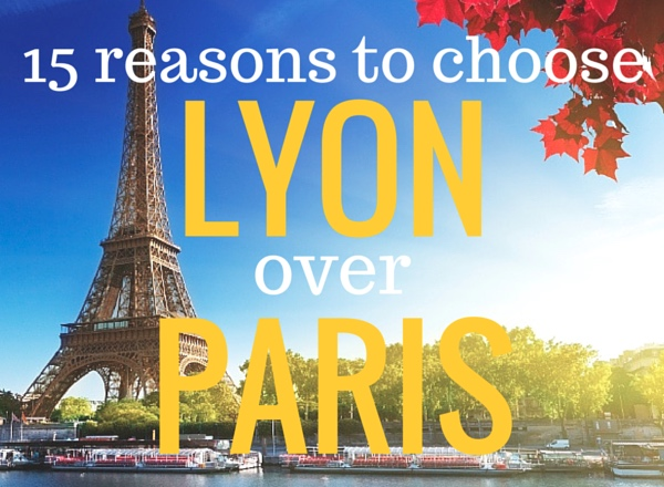 Shopaholic from home: 15 reasons to choose Lyon over Paris