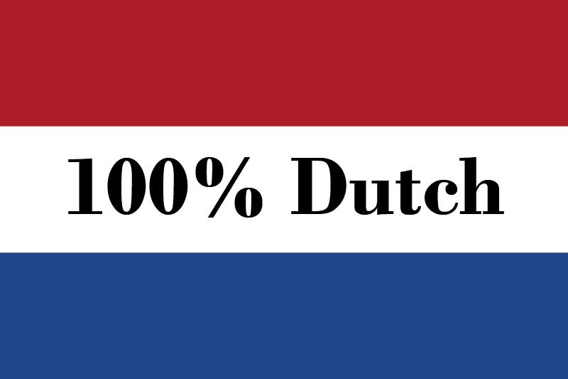 Bitterballenbruid: 30 signs you're definitely Dutch