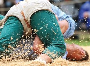 Swiss schwingen: From herdsmen to elite Swiss sport