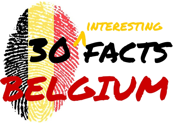 30 facts you didn't know about Belgium