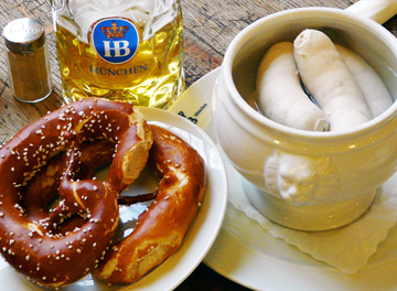 Top 10 German foods – with recipes