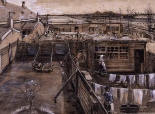The Early Van Gogh art exhibition
