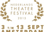 National Dutch Theatre Festival 3–13 September 2015 in Amsterdam