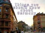 Things you should know about German life