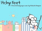 Itchy Feet: When you lose the fluency battle