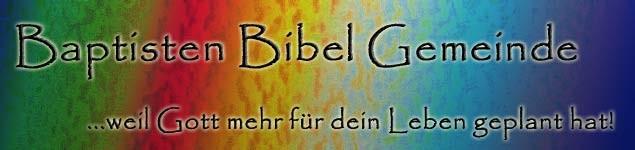 Baptisten Bibel Gemeinde