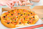 Swiss firm Nestle takes giant US pizza slice
