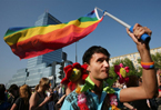 Gay rights a tall order in ex-communist bloc