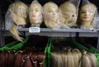 Hard-up Spanish women forced to sell hair
