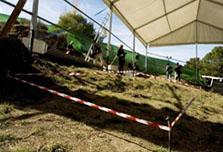 Spain starts exhuming grave of poet Garcia Lorca