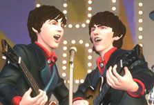 Beatlemania returns and now the video game!