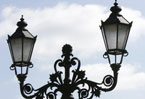 Gas street lamps make a comeback in Europe