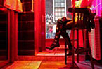 Turning tricks for less: crunch hits Amsterdam's red-light district